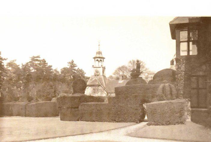 Clock Tower ' Oxhey Grange' | Original Sales Brochure 1932