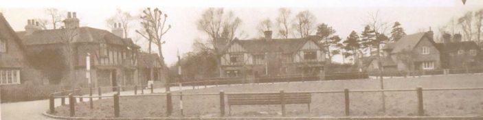 Houses and Cottages 'Watford Heath' | Original Sales Brochure 1932