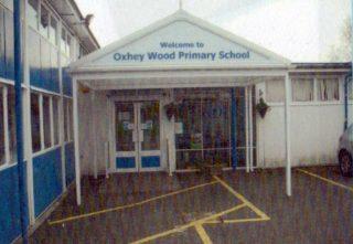 Oxhey Wood School Main Entrance | S.Waller