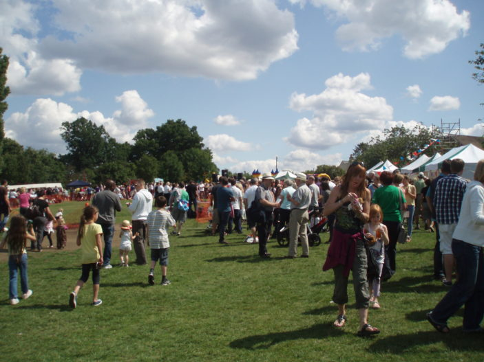 The OVEG Summer Fayre | by Beverley Small