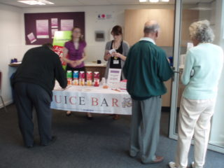 The Juice Bar | by Beverley Small