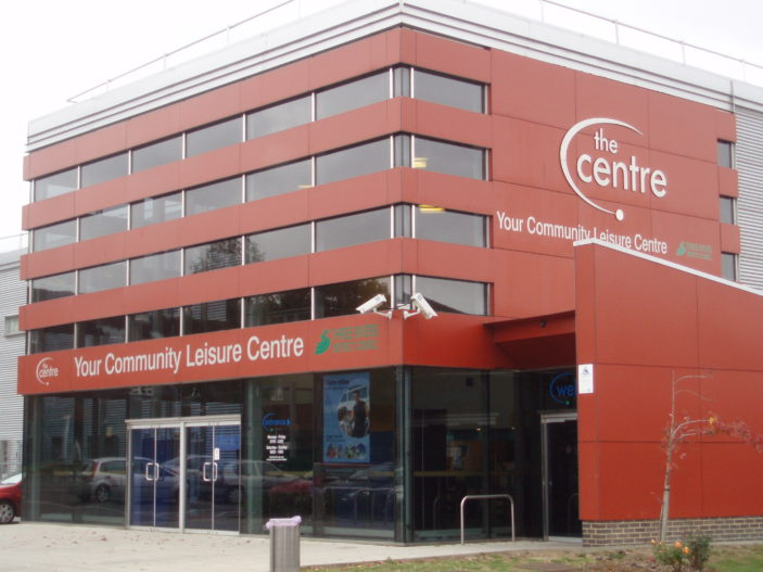 The Centre | by Beverley Small