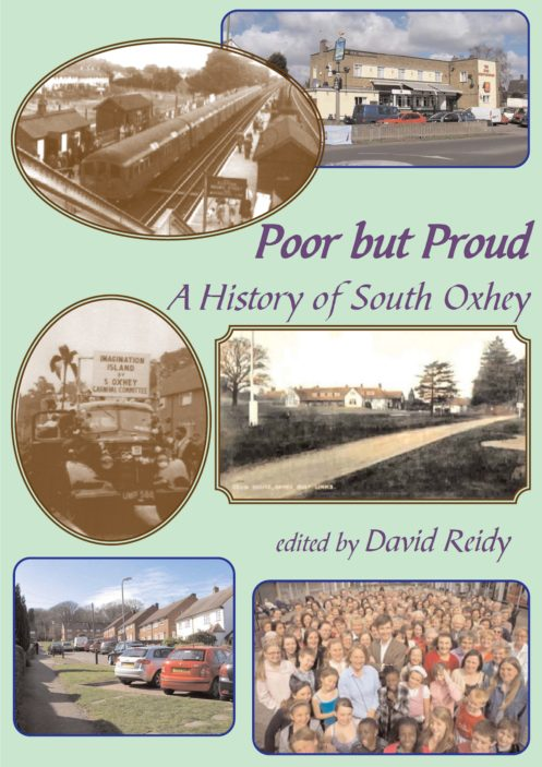 Book cover for Poor but Proud