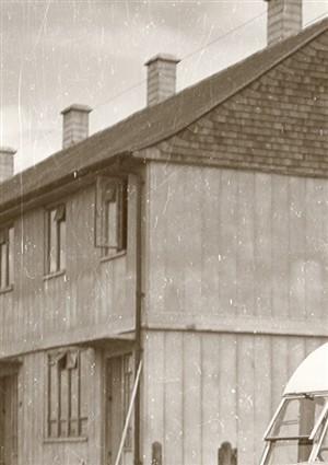 Pre-cast concrete house 1948