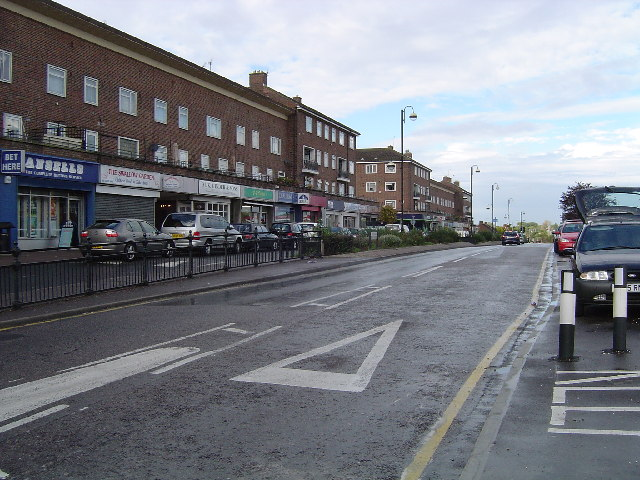 Prestwick Road | Copyright Nigel Cox and licensed for reuse under Creative Commons Licence