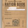 Ration Books in 1953.