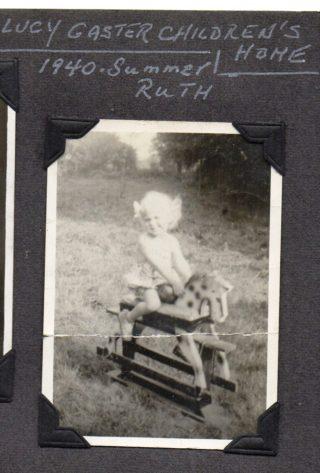 Ruth - summer 1940 | Ruth Heuberger