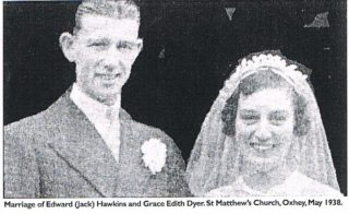 A Hawkins Family Link to Oxhey