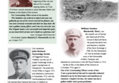 Fatalities at the Somme