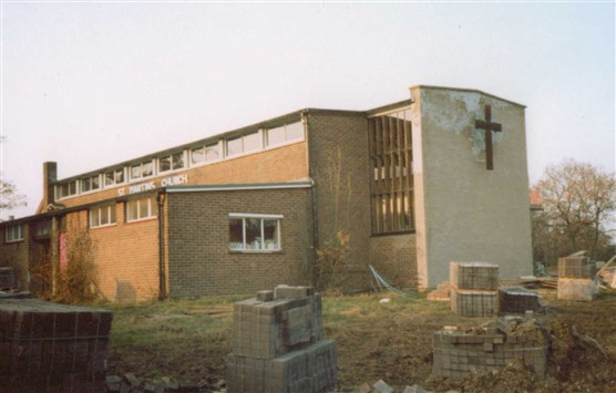 St Martins Church - Muirfield Road