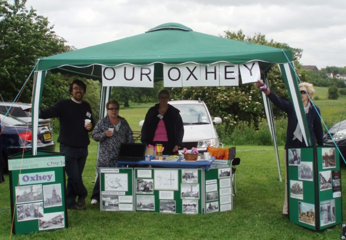 Our Oxhey stall at OVEG Fayre | by Beverley Small