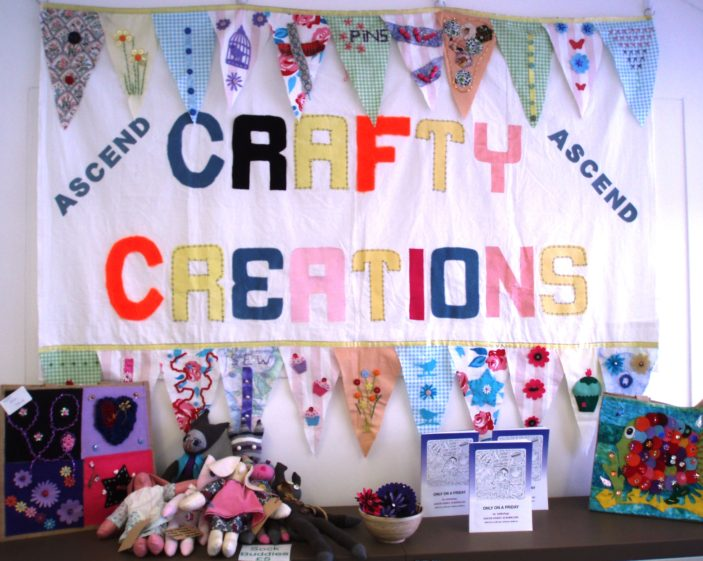 Craft work   by Beverley Small