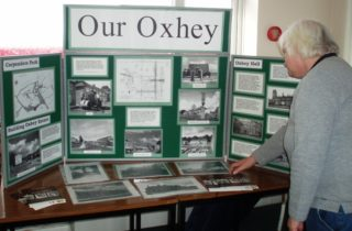 Our Oxhey display | by Beverley Small