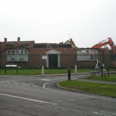 The Jet is being demolished - 15/03/11 | Susan Waller (nee Davidson)