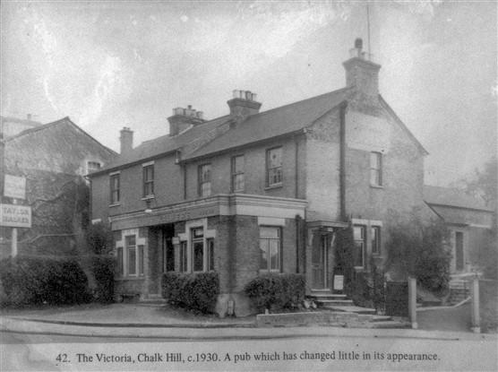 The Victoria c 1930