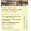 The future of South Oxhey