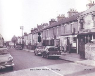 Shopping in Villiers Road