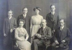 The Ibbott family