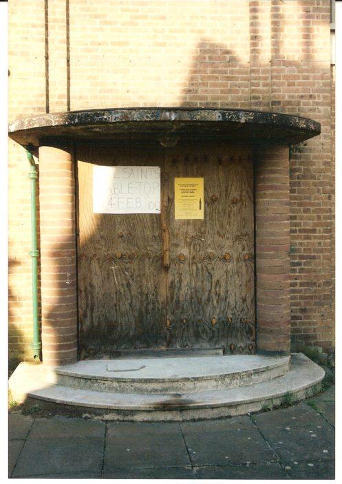 Entrance to All Saints | Neil Hamilton