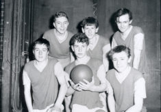 Clarendon School Basketball Team