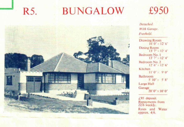 Carpenders Park bungalow
