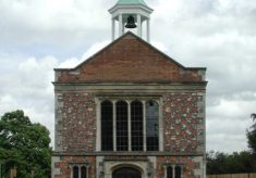 Historic Wedding at Oxhey Chapel