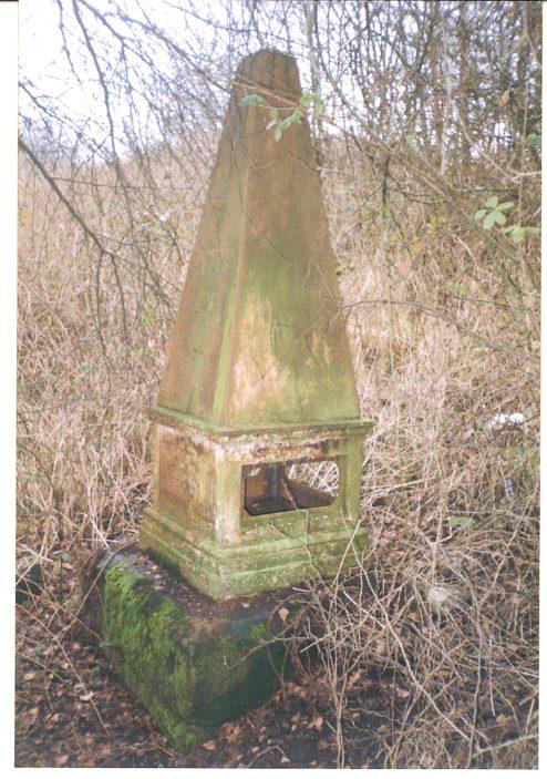 Coal post marker   Neil Hamilton