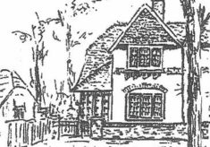 Grange Cottage Watford Heath