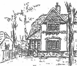 Grange Cottage Watford Heath
