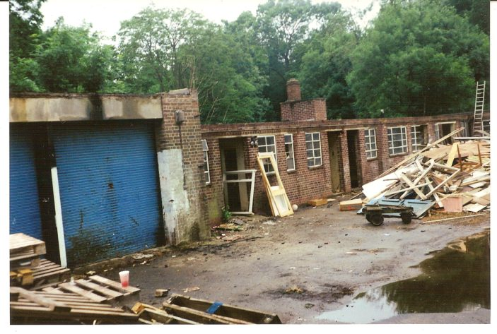 Council Depot rear of Council Offices, Oxhey Drive | Neil Hamilton