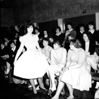 The fashion show in February 1961 | © Watford Observer 1961