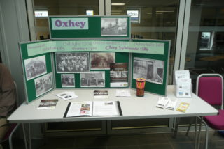 Our Oxhey stall | by Vanessa Lacey