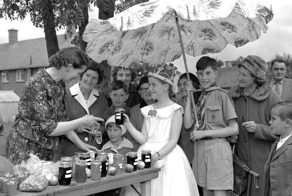St Martins Church Fete - 1963 | Courtesy of Watford Observer