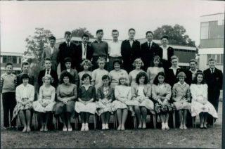 Pupils from Clarendon School