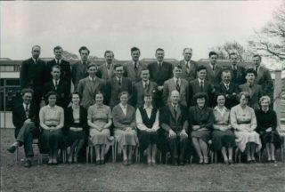 Teachers from Clarendon School