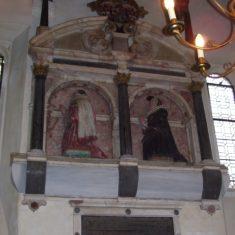 Sir James Altham memorial | Penny Allen Smith
