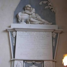 Monument to John Bucknall | Emma Scott