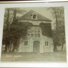 Old photograph of chapel | Emma Scott