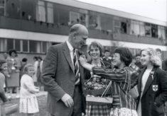 Clarendon School Fete 1961