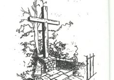 Watford Heath Memorial Cross - parade and service of dedication