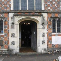 Entrance | Jill Abbott