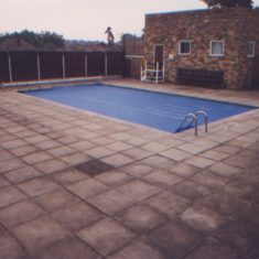 Gibbs Couch swimming pool | Joanne Neville