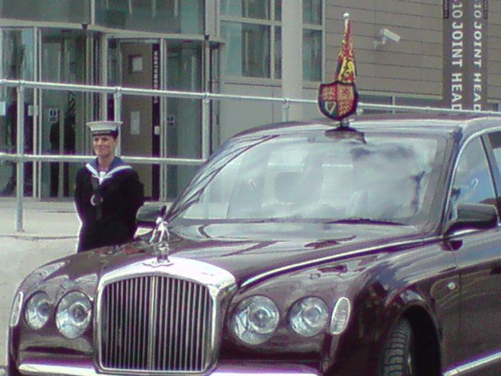 The royal car | Angela Killen