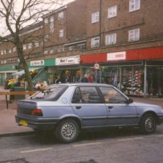 St Andrews Road c1990s | Oxhey Library