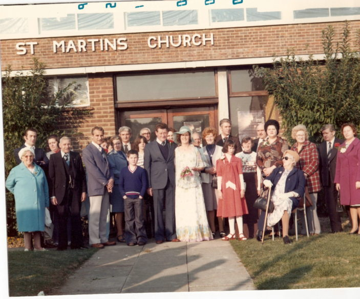 St Martins 1977 | by Audrey Hoy