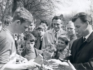 The West Herts Cup | © Watford Observer 1965