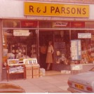 R&J Parsons Shop in Bridlington Rd | J Parsons