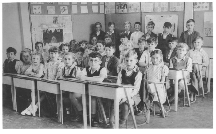 warren dell school 1951 approx warren dell our oxhey