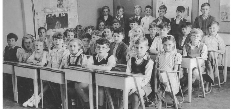 Warren Dell School 1951 approx
